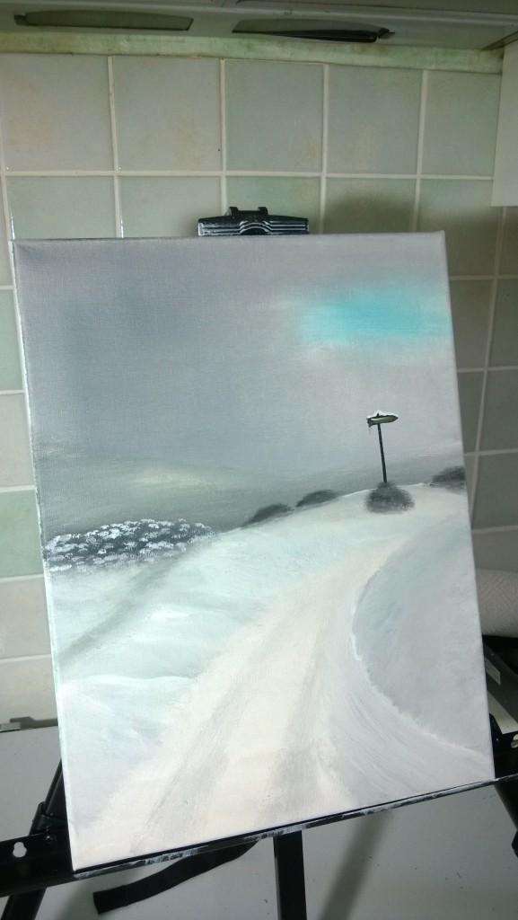 14-Verschneiter-Wanderweg-mit-Baum