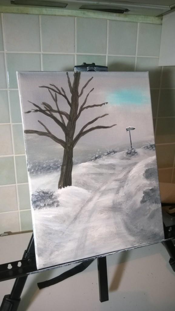 19-Verschneiter-Wanderweg-mit-Baum
