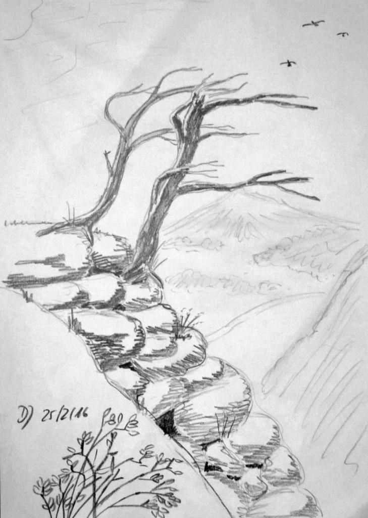 0-Malkurs-Acryl-Windfluechter-im-Gebirge