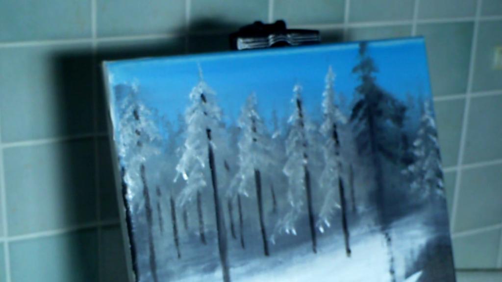 3-Winterwald-mit-kleinem-Fluss