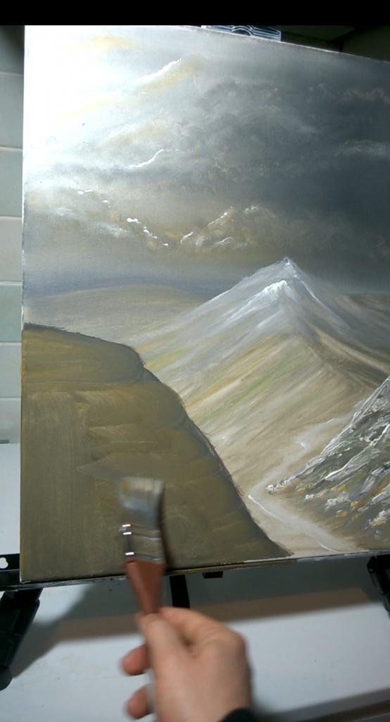 7-Malkurs-Acryl-Windfluechter-im-Gebirge