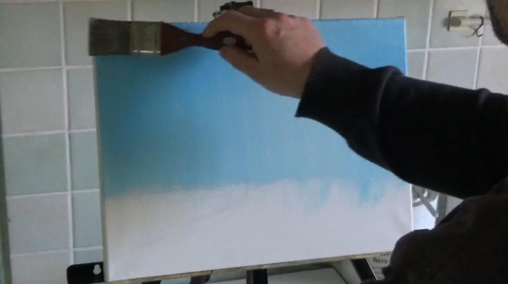 0-Fruehlingslandschaft-mit-bluehenden-Obstbaeumen