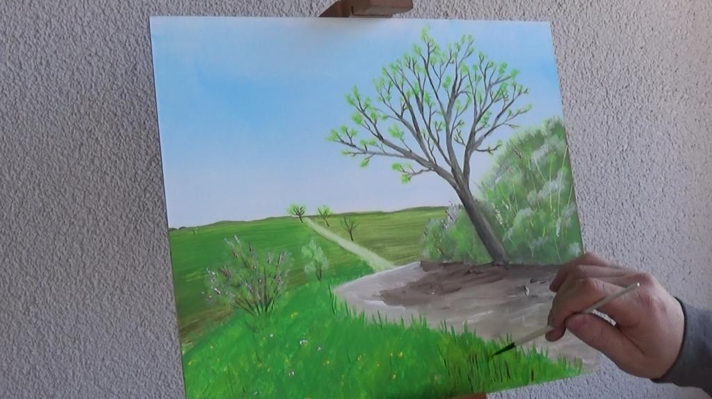 12-Fruelingsbild-mit-Weg-und-Baum