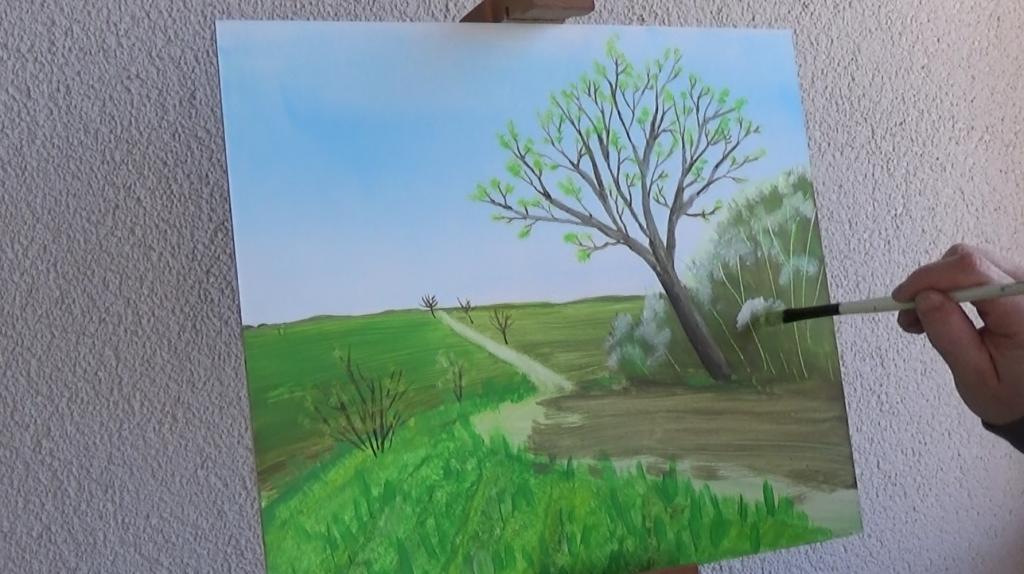 9-Fruelingsbild-mit-Weg-und-Baum