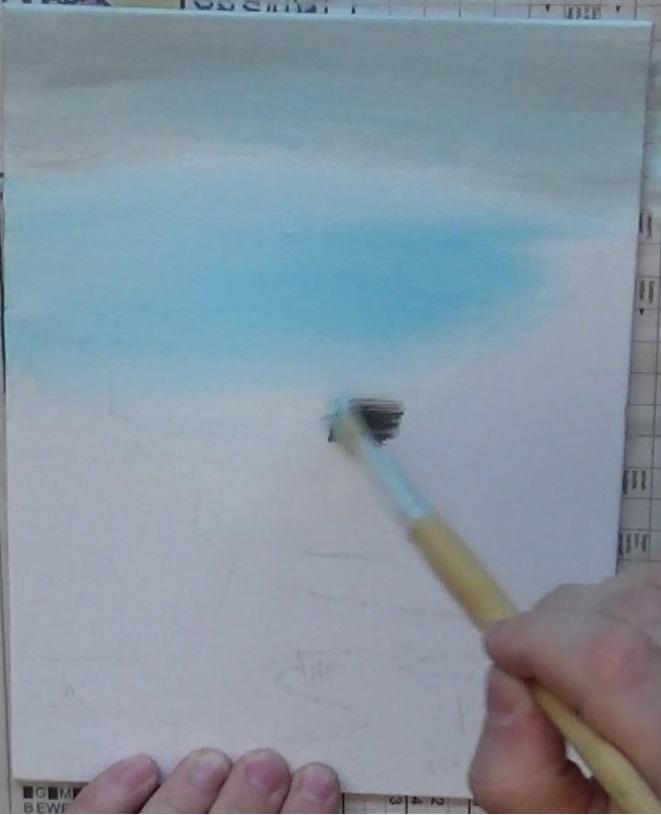 1-acrylfarben-malkurs-herbstwald-mit-lichtung